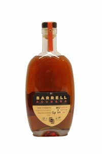 Barrell Bourbon #004 Cask Strength 8 Year Old Proof 122.5