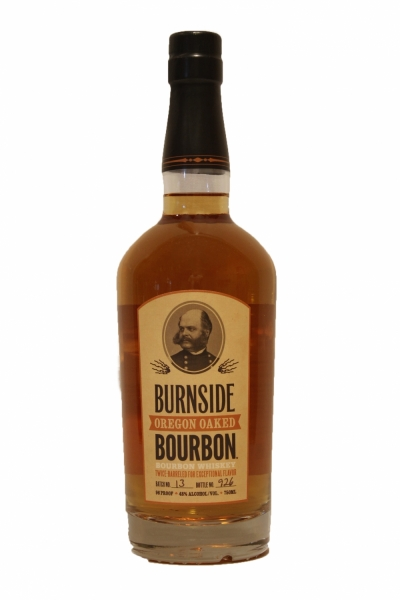 Burnside Oregon Oaked Bourboun