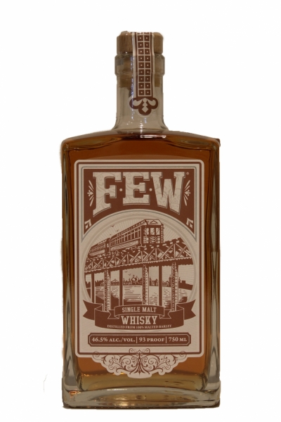 F.E.W Single Malt Whiskey