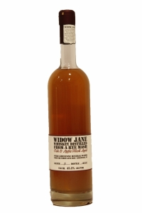 Widow Jane Oak & Apple Wood  Rye Mash Whiskey