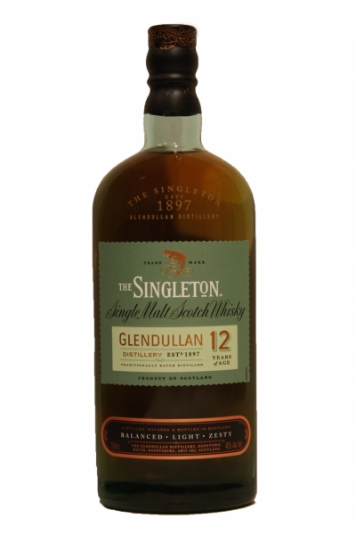 Singleton Glendiullan 12 Years Old