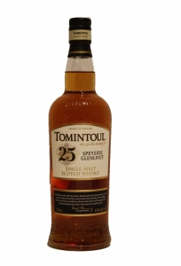 Tomintoul 25 Years Old