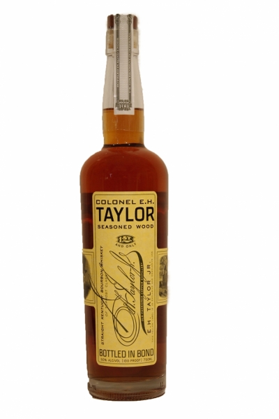Colonel E.H. Taylor Season Wood Bottled in Bond