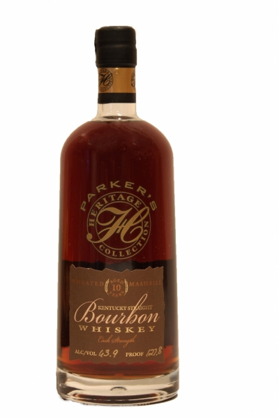 Parker's Heritage Collection 10 Year Old Wheated Mashbill Bourbon Whiskey