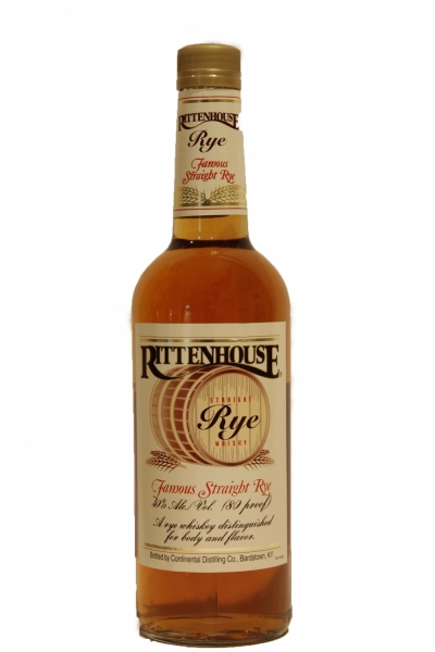 Rittenhouse Straight Rye Whiskey