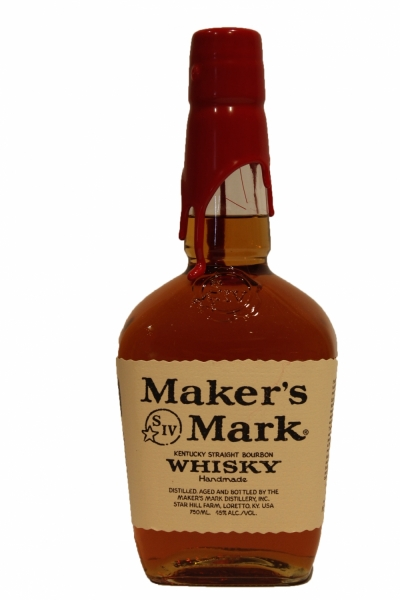 Maker's Mark Bourbon Whiskey Handmade
