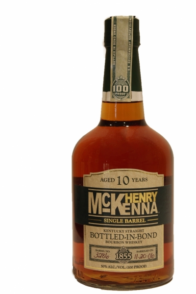 Henry Mckenna Single Barrel 10 Years Old