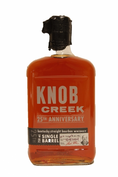 Knob Creek 25th Anniversary Single Barrel 120.6 Proof