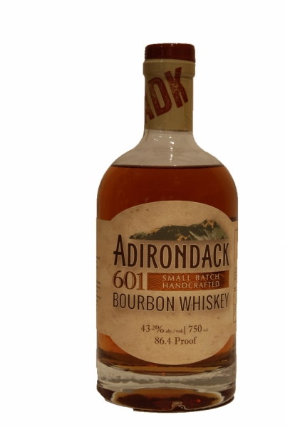 Adirondack 601 Bourbon Whiskey