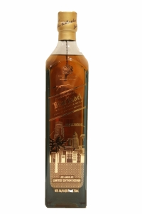Johnnie Walker Blue Label Los Angeles Limited Edition