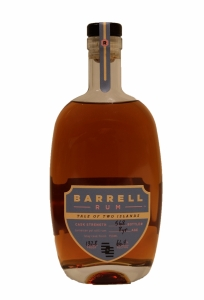 Barrell Rum Tale of Two Island 8 Years Old