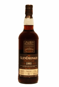GlenDronach 24 Year Old 1993 Sherry Butt