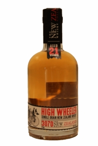 High Wheeler Single Grain 21 Year Old Whisky