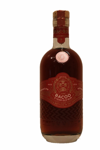 Bacoo 8 Years Old Aged In Oak