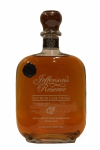 Jefferson Reserve Old Rum Cask Finish