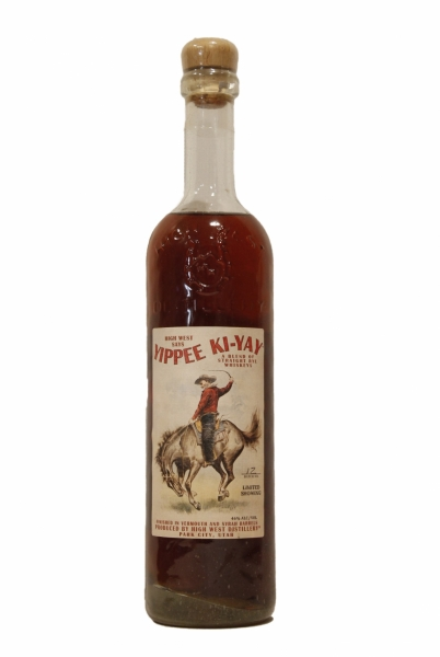 High West Yippe Ki-YaY Straight Rye