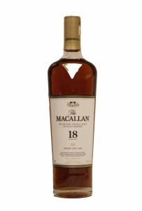 Macallan 18 Sherry Oak 2018