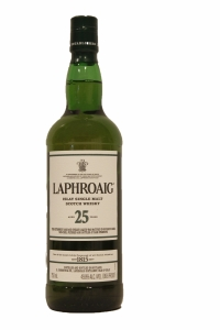 Laphroaig 25 Year Old Cask Strength 99.6 Proof