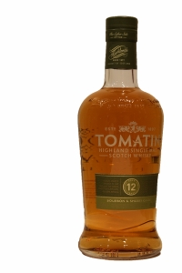 Tomatin 12 Years Old Cask Type Bourbon & Sherry