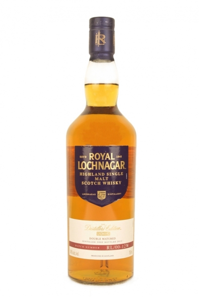 Royal Lochnagar Distiller's Edition