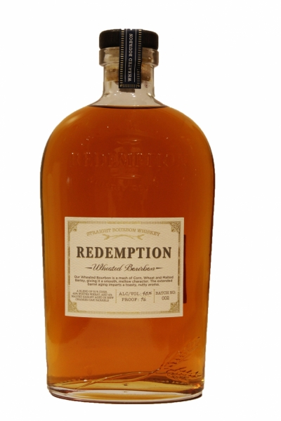 Redemption Wheated Bourbon Batch 2
