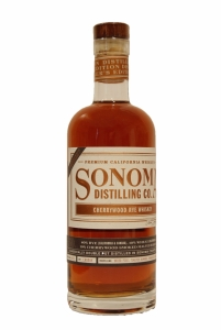 Sonoma Cherry Wood Rye Whiskey