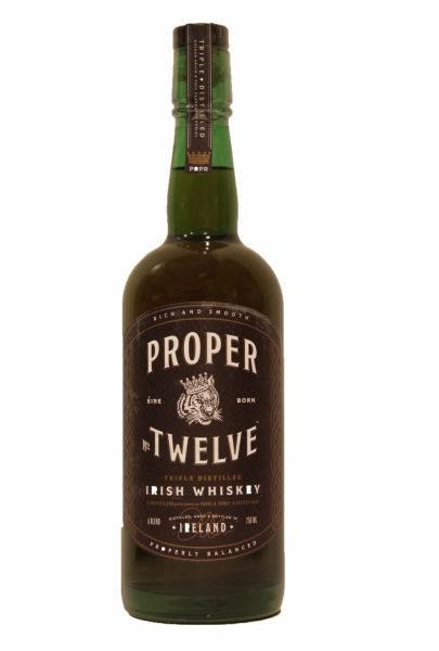 Proper No.Twelve Irish Whiskey