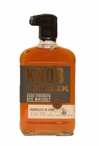 Knob Creek Cask Strength Rye Whiskey
