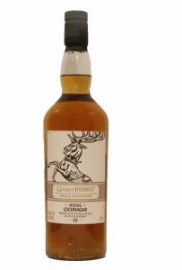 Game Of Thrones House Baratheon Royal Lochnagar 12 Year Old Limited Edition