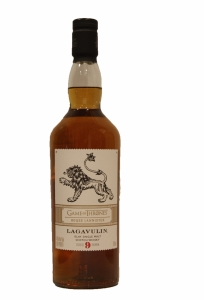 Game Of Thrones House Lannister Lagavulin 9 Years Old Limited Edtion
