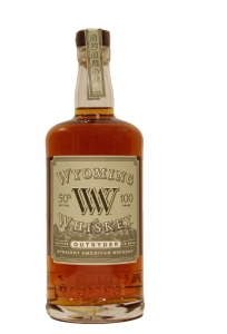 Wyoming OUTRYDER Bourbon Whiskey