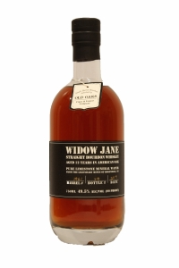 Widow Jane 12 Years Old Bottled For Old Oaks Liquor