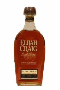 Elijah Craig Small Batch Barrel 131.4 Proof