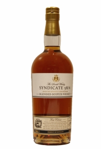 Syndicate 58/6 Blend Scotch Whiskey