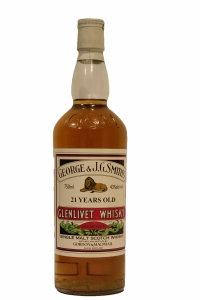 George & J.G. Smith Glenlivet 21 Year Old Gordon Macphail