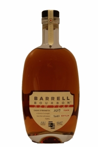 Barrell Bourbon New Year Cask Strength 2019