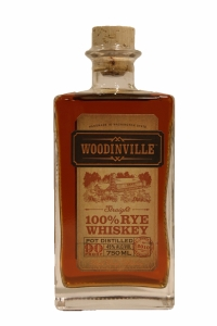Woodinvillle Rye Whiskey