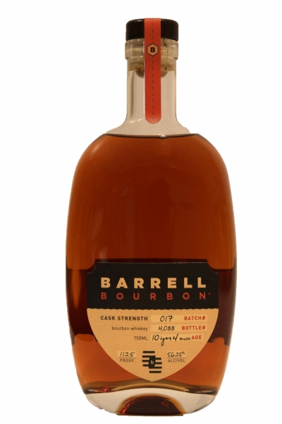 Barrell Bourbon 10 Years Old Batch 17