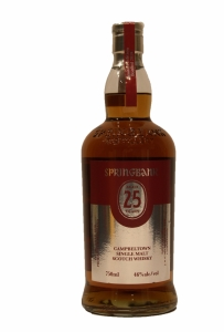 Springbank 25 Year Old (2018)