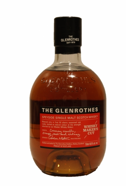 Glenrothes Whisky  Master Cut Soleo Collection