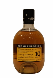 Glenrothes 10 Years Old Soleo Collection