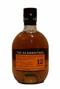 Glenrothes 12 Years Old Soleo Collection
