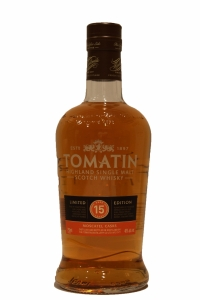 Tomatin 15 Years Old Limited Edition