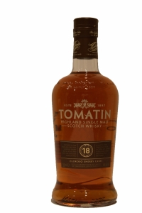 Tomatin 18 Years Old Oloroso Sherry Casks