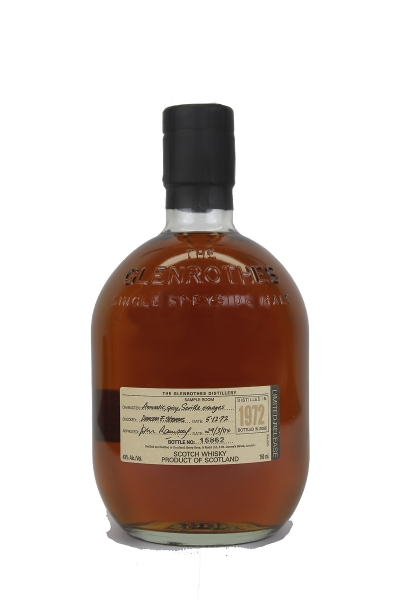 Glenrothes 1972 Limited Release