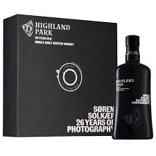 Highland Park 26 Years Old Soren-Solkaer