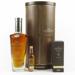 Glenlivet 50 Years Old 1964 The Winchester Collection