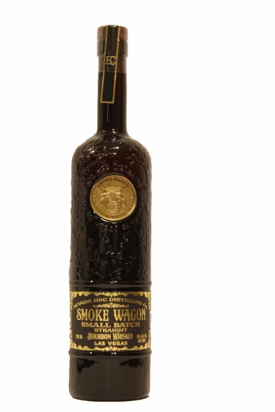 Smoke Wagon Small Batch Bourbon