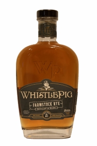 Whistle Pig Crop No.3 Straight Rye Farm Stock Bottled in Barn Rye Whiskey