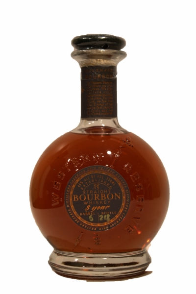 Western Reserve 8 Years Old Straight Bourbon
